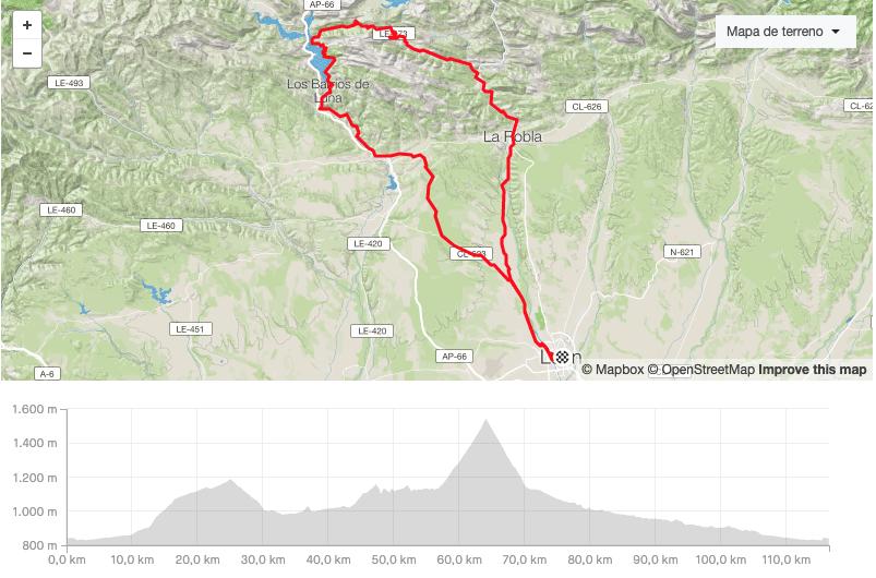 cicloturismo leon ivoox a la cola del peloton podcast acdp a cola del peloton bicicleta turismo viaje