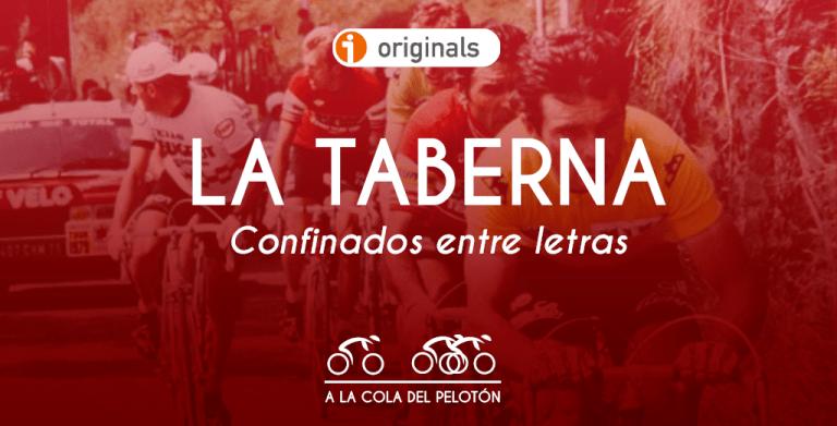 podcast ciclismo ivoox originals a la cola del peloton coronavirus libros de ruta literatura ciclista