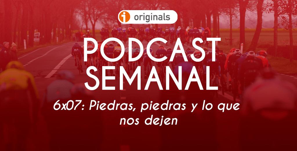 podcast ciclismo ivoox originals a la cola del peloton coronavirus strade bianche