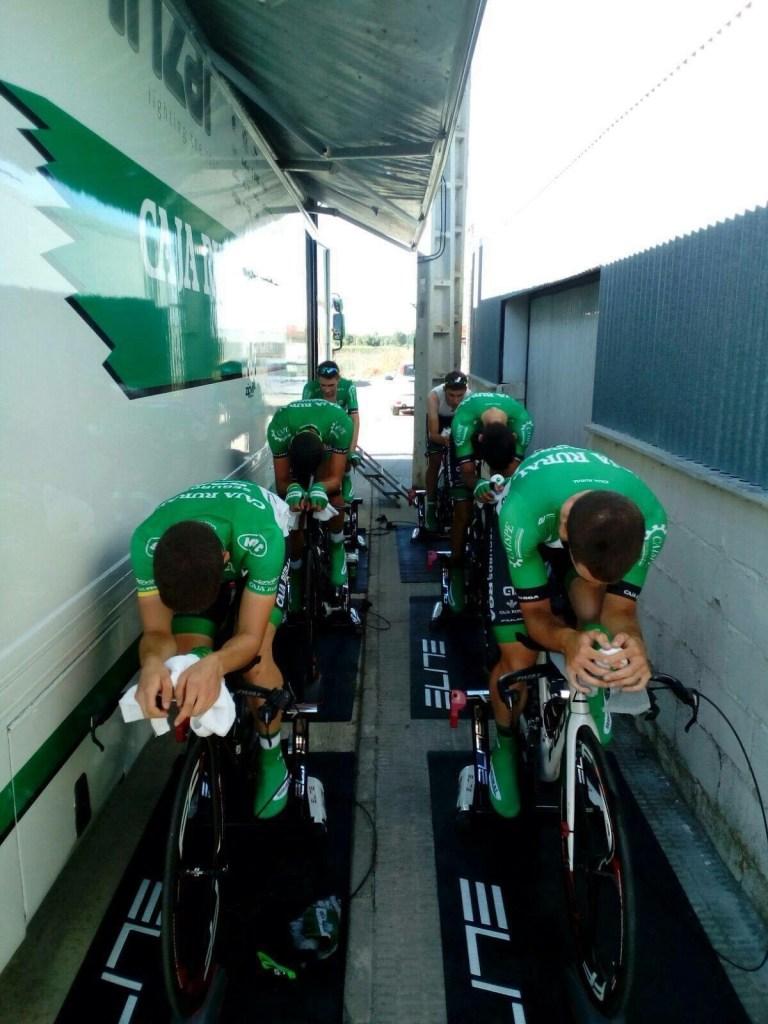 ciclismo podcast nutrición hidratación entrenamiento rodillo