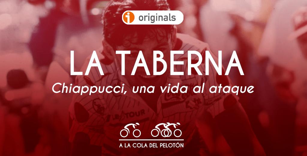 claudio chiappucci ciclismo años noventa historia del ciclismo gestas acdpeloton a la cola del peloton ivoox podcast