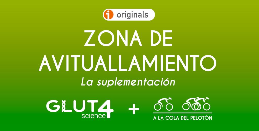 ciclismo podcast nutricion suplmentacion salud deporte bicicleta entrenamiento consejos