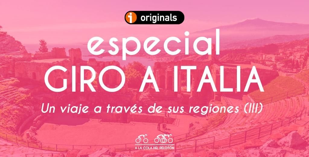 ciclismo podcast viajar italia ivoox a la cola del peloton