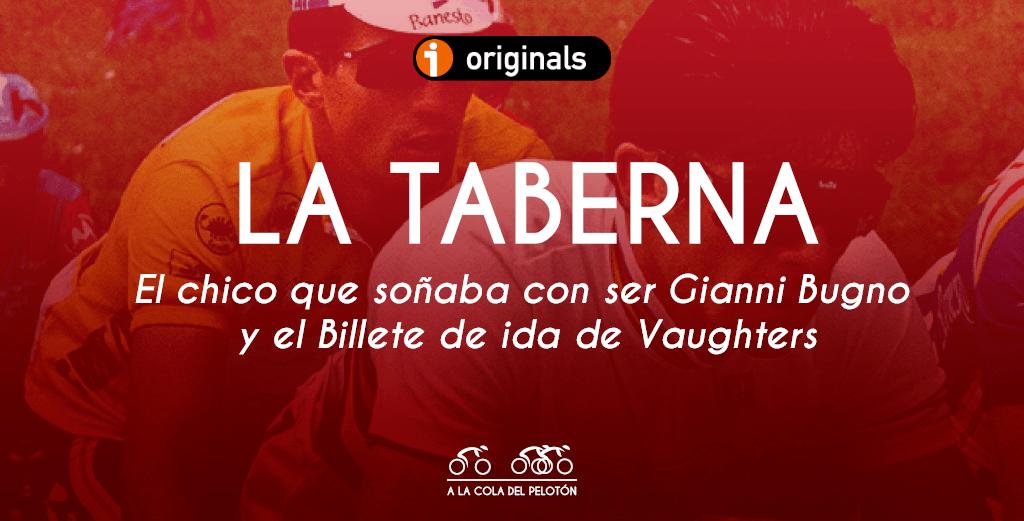 podcast ciclismo literatura vaughters bugno