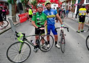 Diario de un cicloturista – Los personajes