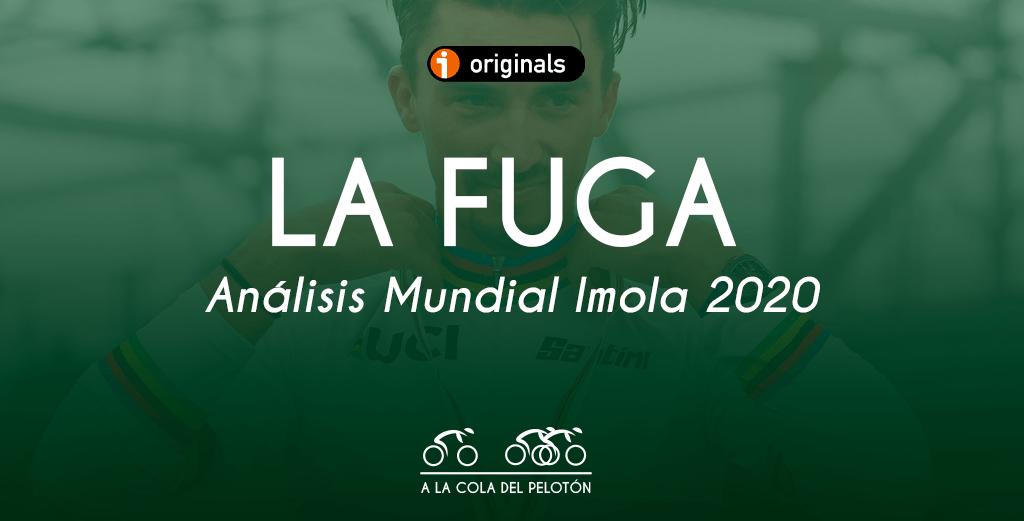 ciclismo podcast a la cola del peloton acdp ivoox mundial imola alaphilippe