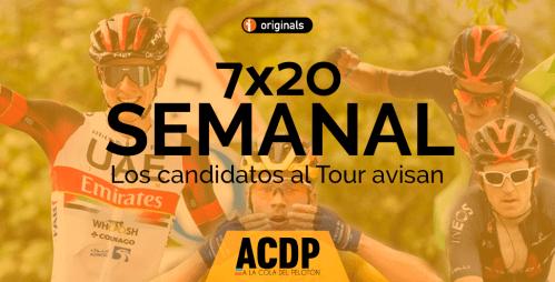 tour ciclismo podcast a la cola del peloton acdp