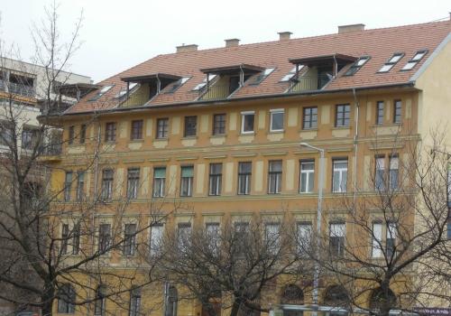 tetőtér lakás Óbuda