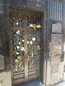 Evita sírja Duarte kripta Buenos Aires, nyugalom, temetés biztosítás