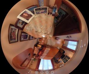 360 fokos ingatlan bemutató