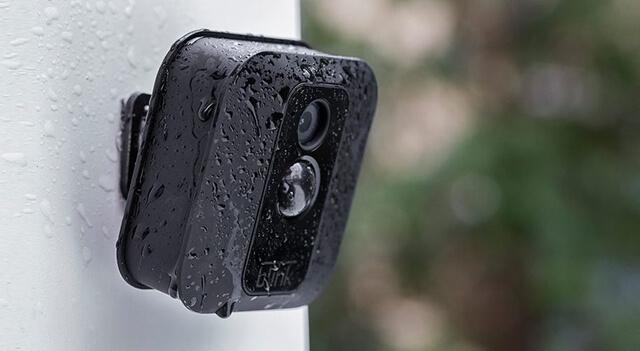 Egy megfizethető, praktikus biztonsági kamera