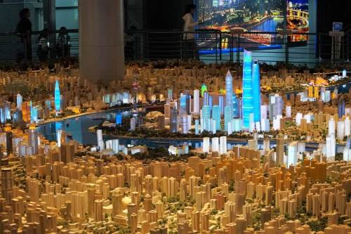 Google zöldmezős városa
