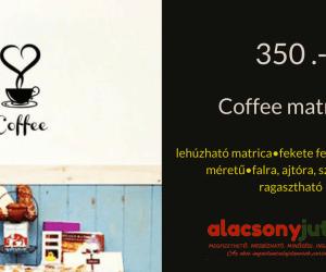 coffee matrica