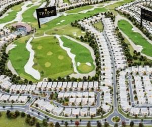 Eladó ház Trump golf estate Dubai