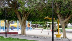Dubai gyerek játszótér program