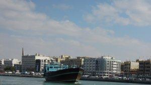 Dubai látnivaló creek hajó