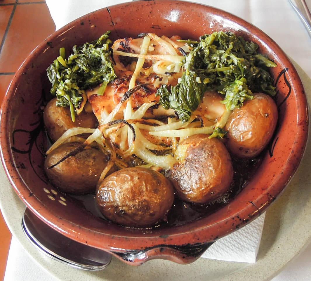 Portugália étkezés étterem olcsó finom