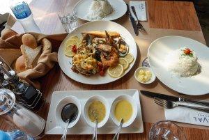 olcsó finom étkezés Dubai hal rák