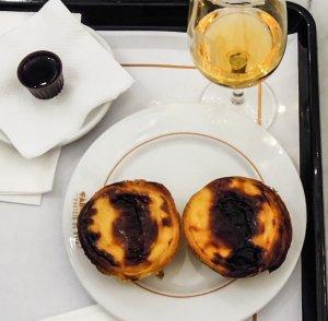 portugál sütemény nata különlegesség
