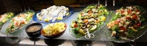 seafood hal rák osztriga kagyló Dubai