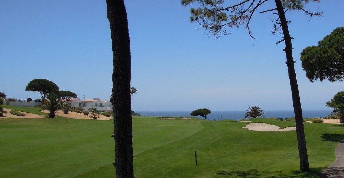 Világ legszebb golfpálya Portugália Algarve