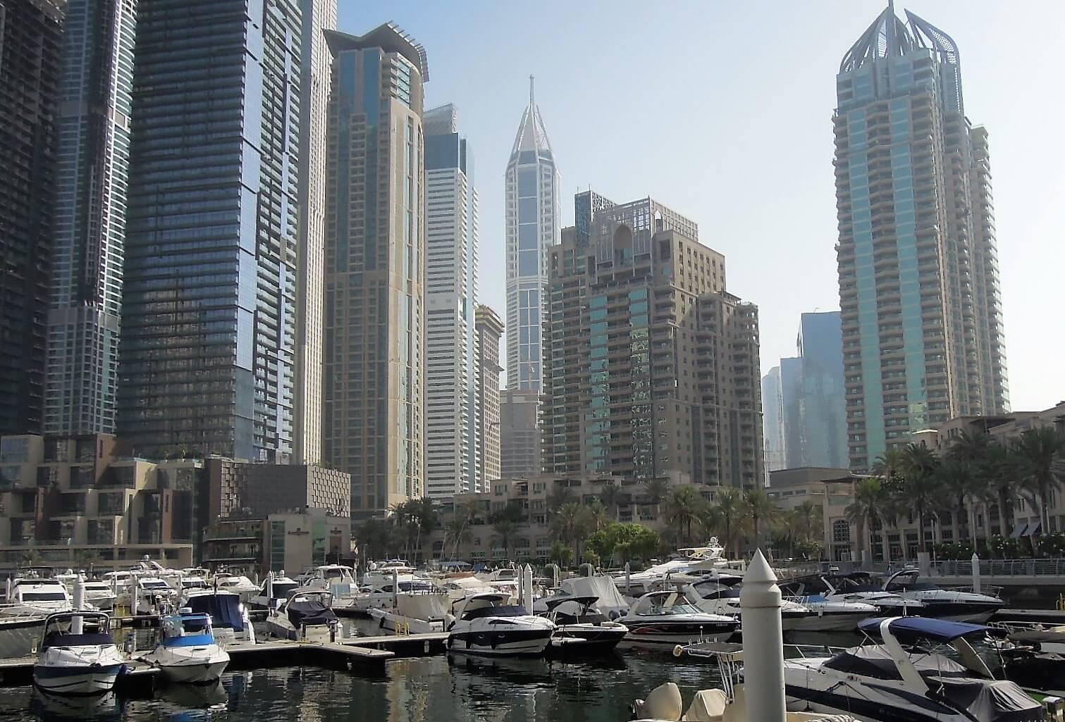 Dubai Marina eladó lakás ingatlan apartman