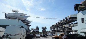 Motorcsónak yacht Miami Florida USA