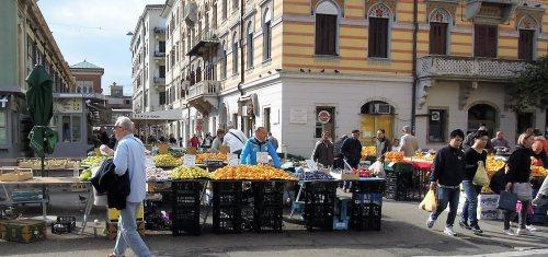 Rijeka piac eladó ingatlan