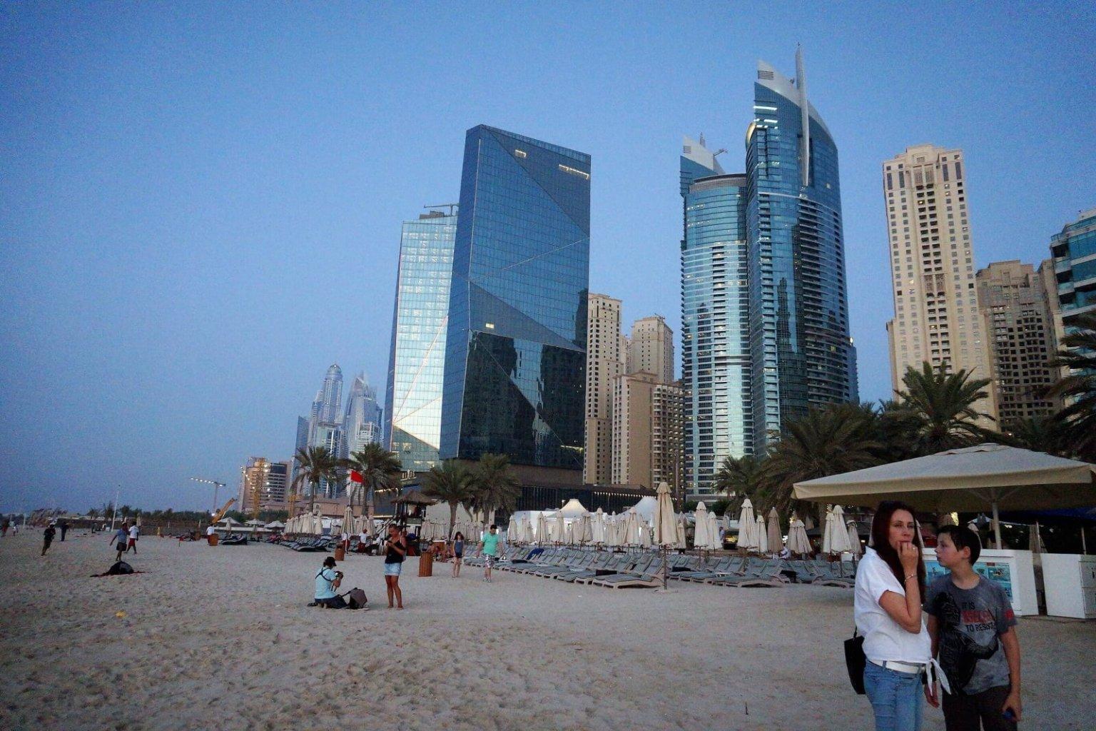 Ingatlanbefektetés Dubajban
