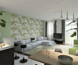 Eladó 3 szobás új építésű lakás-Budapest VIII – Tisztviselőtelep kertváros