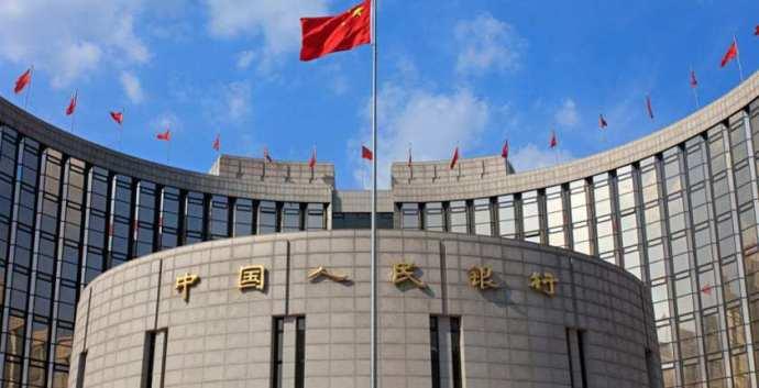 真🌸保守速報!中国人民銀行、3日の金融市場に18兆円供給へ