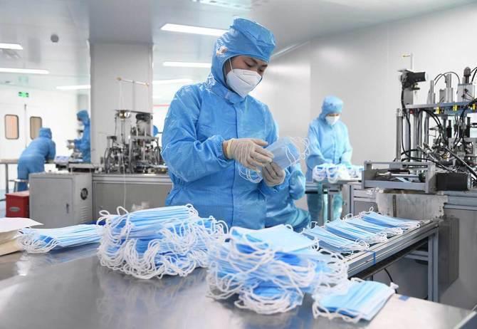 真🌸保守速報!【マスク】生産シェア50%!中国でマスク輸出バブル 不良品出荷や価格吊り上げ