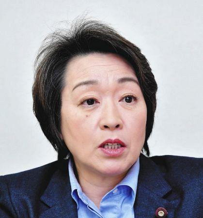 真正保守特報!橋本聖子(56)、ニュース番組でキス事件追及される
