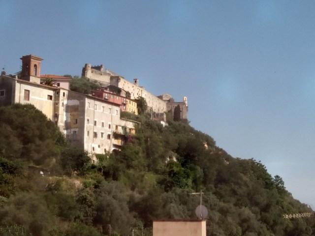 Castillo de La Malaspina en Massa