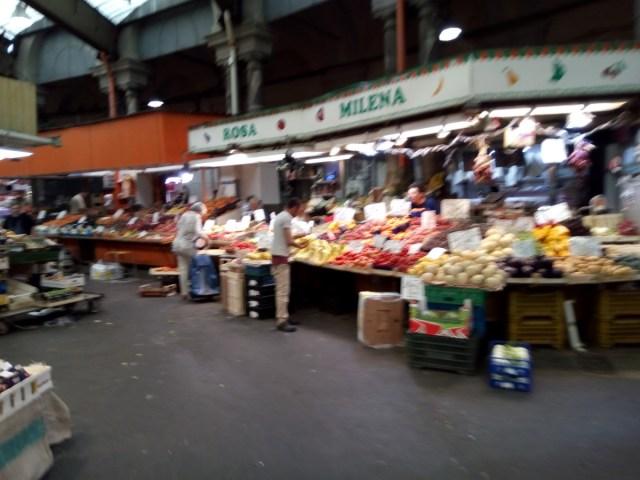 Un mercado algo desenfocado
