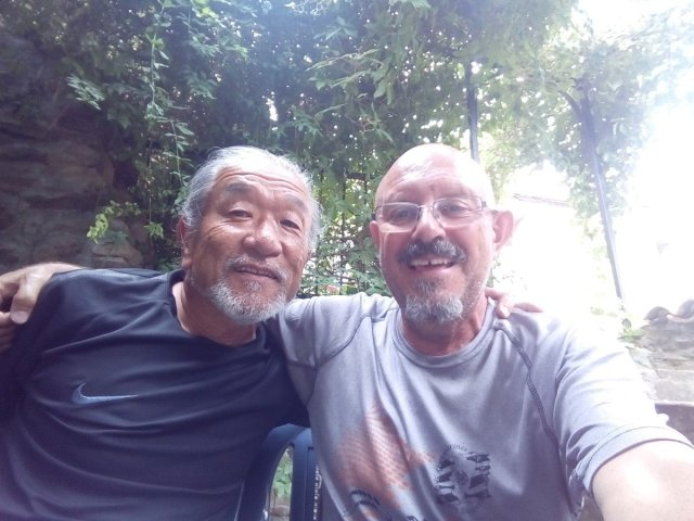 Con Masao Morikawa