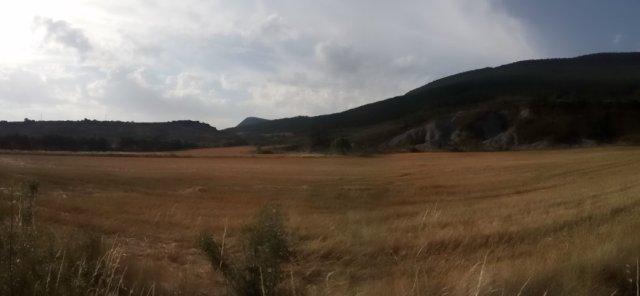 """El paisaje ha perdido los """"verdes"""" franceses, pero sigue siendo realmente bonito"""