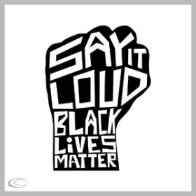 carbonfibreme_sayitloud_black_and_proud_black_power_fist_salute_lives_matter_header