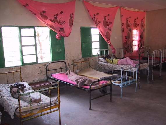 The orphanage dormitories in Hargeisa.