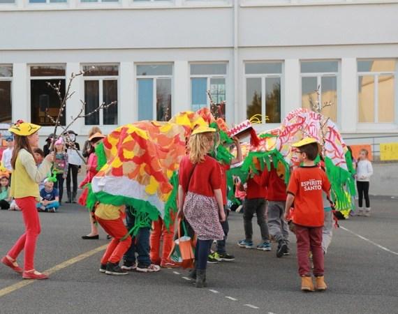 School Art Festival