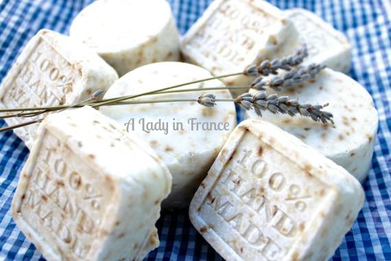 Cold Process Lavender Sugar Soap