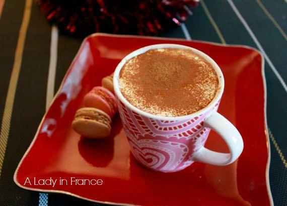 tiramisu hot chocolate