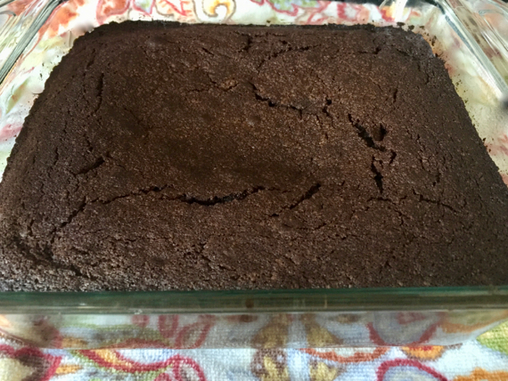 9x9 chocolate cake