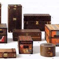 Louis Vuitton, la magie des malles...