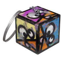 Le Cube par le Street-Artiste et Graffeur lyonnais lKNAR