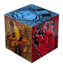 Les images Pop Culture et super héros de Speedy Graphito, pionnier du Street-Art français