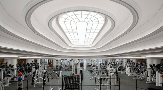 Equinox gym London: super-pricey but will get you super-fit