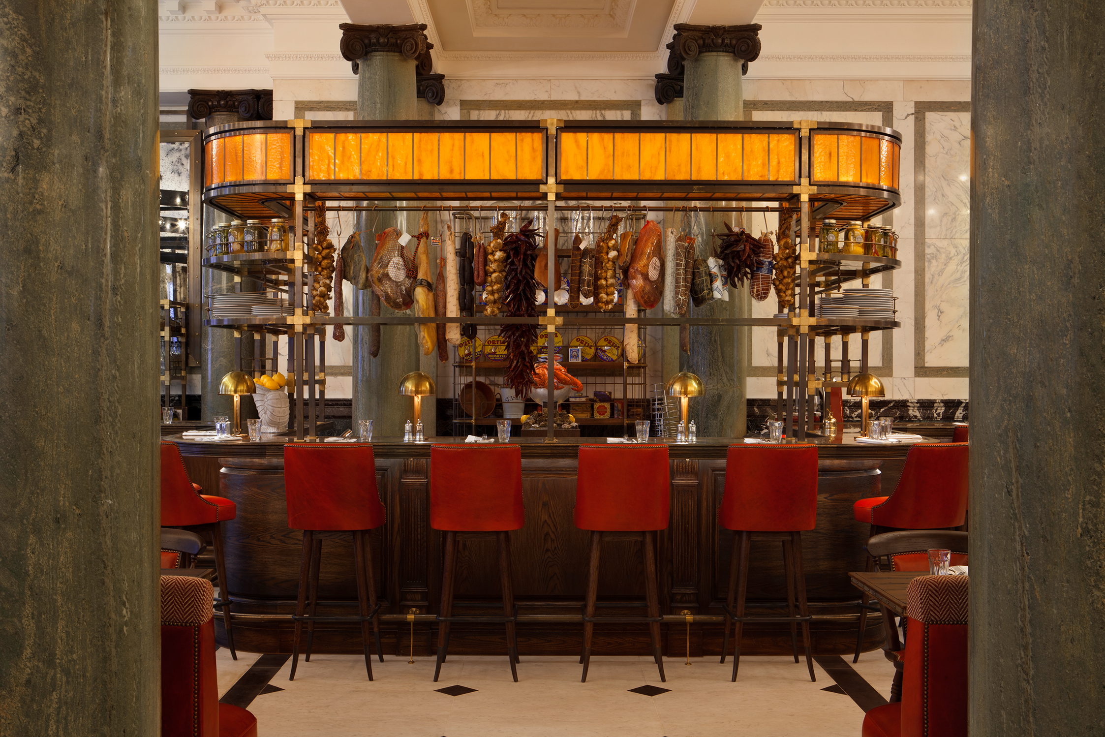 Holborn Dining Room review: adds class to commuterville