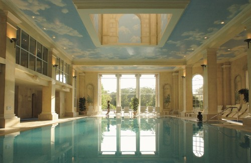 Best luxury hotel spas