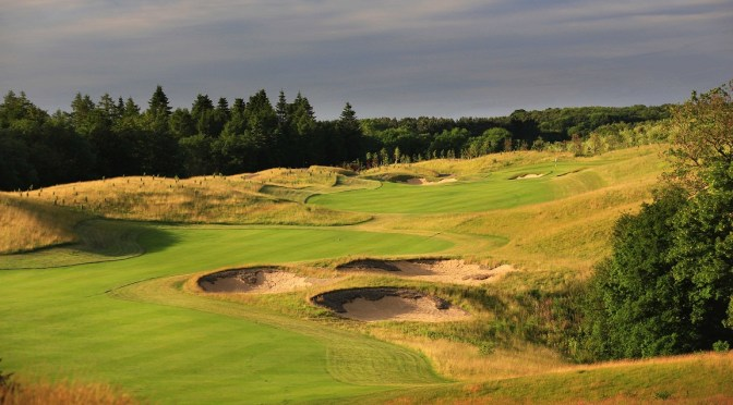 Centurion Golf Club St Albans, Britain's newest course